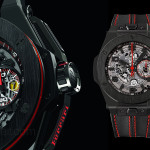 Hublot Big Bang Ferrari All Black